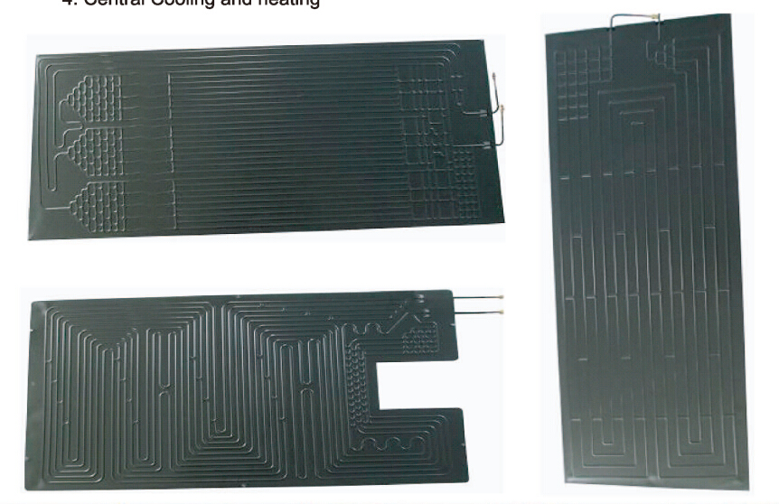 Aluminum Plate Thermodynamic Solar Panel