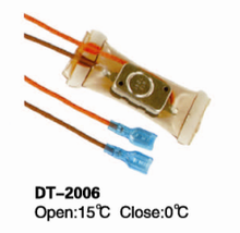 Good quality Bi-Metal Defrosting Thermostat