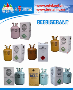 Competitive Pure R134A Refrigerant