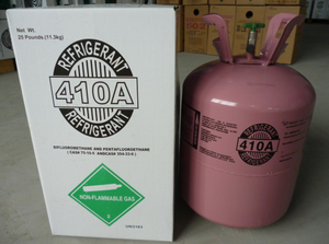 Good Qiality R410A Refrigerant Gas