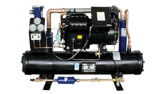 380V/50HZ SEMI-HERMETIC WATER-COOLED CONDENSING UNITS