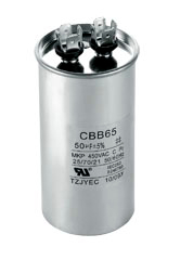 Run Capacitors CBB65