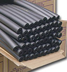 air conditioner PVC black insulation tube for copper pipe