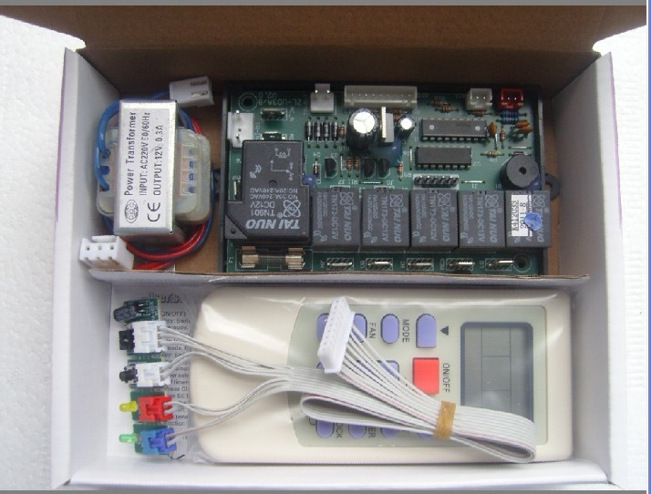 Universal Control Board (Universal Air Conditioner Control System)
