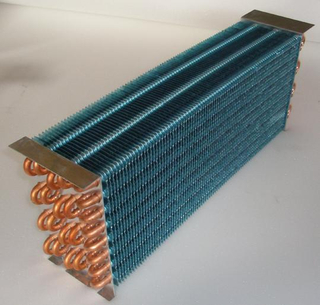 Commercial Copper Evaporator For Low Temperature Cold Room