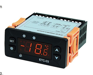 Digitaltemperature controller ETC03