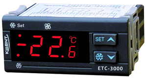 ETC-3000 temperature controller