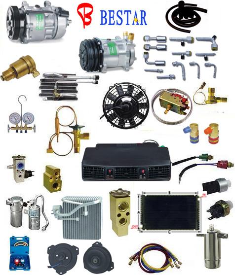 Ac Auto Parts >> Auto Ac Part Auto Air Conditioning Part Buy Auto Ac Part Car Ac