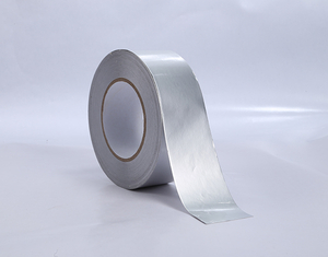 HVAC aluminium foil adhesive tape for visi cooler
