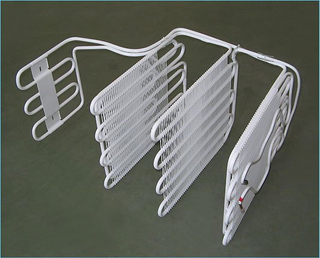 Wire Tube Evaporator For Commercial Visi Coolers