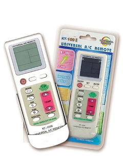 KT-10911 Universal Air Conditioner Remote Control