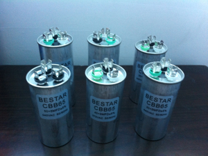 Commercial Run Capacitor cbb65 For air conditioner