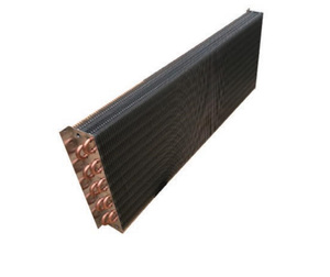 Finned Copper Evaporator coil For Refrigerating Cabinets