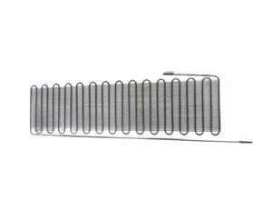 Cooling water dispenser condenser coil