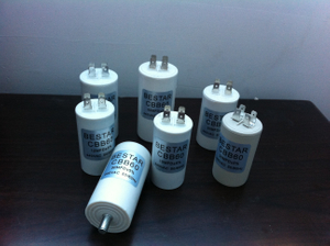 Commercial Run Capacitor for refrigeration