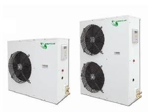 Box Type Bizter Compressor Condensing Unit for Cold Storage Room