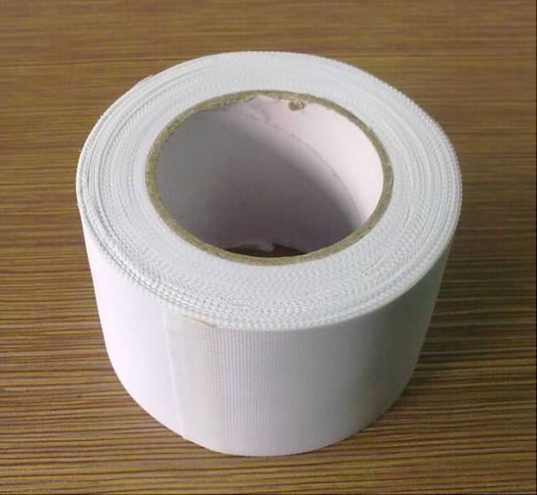 White Air Conditioning Wrapping Tape