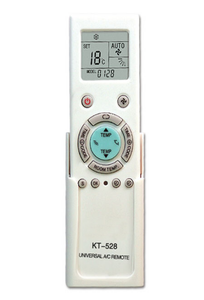 KT-528 AC Parts Remote Controller
