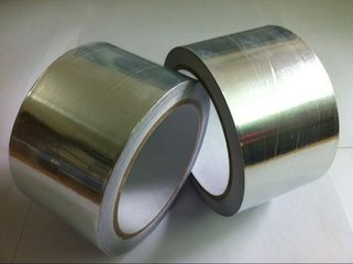 HVAC Aluminium Foil Adhesive Tape for Thermal Insulation Engineering