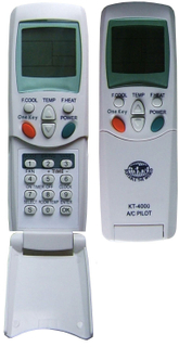 KT-4000 One-Key universal AC Air Conditioner remote control