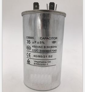 Air Conditioner CBB65 370V Capacitor